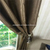 2015 Top Sell 100% Polyester Blackout Curtain Fabric