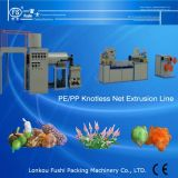 Wholesale Plastic PE Knotless Net Extrusion Machine