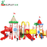 Ej Play Attractive Castle Game Equipment for 25-30 Children