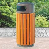 Hot Sale High Quality Cheap Price Wooden Trash Bin