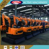 ACTIVE brand AL8008 800kg mini excavator with factory cheap price