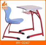 Children Wood Desk and Chair of Classroom Furniture