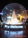 Hot Sell Newest PVC Inflatable Crystal Ball for Christmas Decoration
