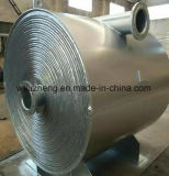 Carbon Steel Spiral Plates Heat Exchanger, Cooling Heating Air or Oil Heat Exchanger