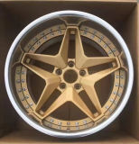 18-24 Inch Two-Pieces Deep-Caven Forged Aluminum Alloy Car Wheels Rims/Truck Wheel