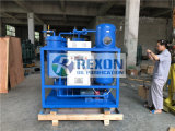 3000Liters/Hour Lubrication Oil Treatment Plant with Vacuum Dehydration and Multi Filters