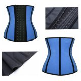 Free Sample Holes Latex Waist Training Steel Bone Corset