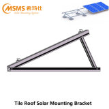 Tile Roof Solar Mounted System