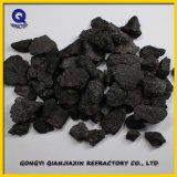 FC 98.5% Calcined Petroleum Coke/CPC Black High Carbon Pet Coke Low Sulfur or as Your Reqirement