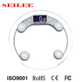 Bathroom Electronic Digital Body Glass Platform Scale