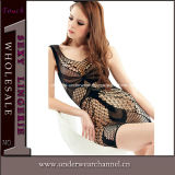 Transparent Hot Erotic Women Sexy Lace Sleepwear Babydoll Lingerie
