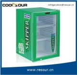 Glass Door Mini Beverage Fridge Commercial Fridge