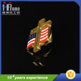 Promotion Gift Enameled Zinc Alloy Lapel Badget Pins