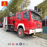 Competitive Price 3000-5000L Water Tank Fire Fighting Truck