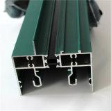 High Quality Aluminum Extrusion Door Window Decoration Powder Coating Industrial Aluminum Profile