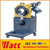 Automatic Pipe Cutting Machine Stationary Pipe Facing Machine Stainless Pipe
