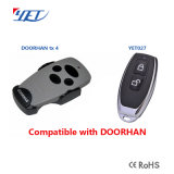 433MHz Doorhan Compatible Remote