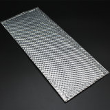 Embossed Aluminum Sheet Heat Insulation Panel for Car Exhaust Pipe