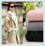 Polyester Knitting Suede Fabric