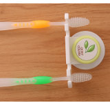 Top Quality Plastic Bathroom Accessories Wall-Mounted Toothbrush Holder
