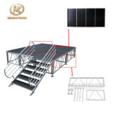 Outdoor Aluminum Portable Mobile Stage Platform for Event