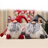 Handmade Xmas Christmas Decoration Kids Gift Santa Claus Plush Doll