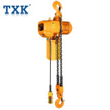 5t Electric Chain Hoist Fixed Type Construction Machinery