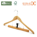 Garment Usage 93 Combination Wooden Hanger (MC028)