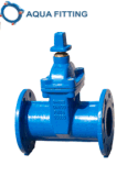 Ductile Iron Gate Valve DIN3352 F4/F5 Soft Resilient Seated