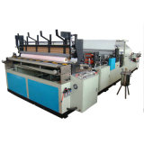 Automatic Edge & Full Embossing Toilet Paper Roll Machine