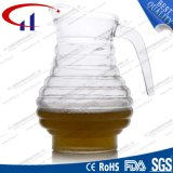 1400ml Wholesale Clear Glass Water Teapot (CHT8108)