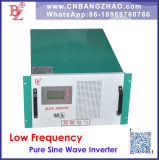 Static State Transduce 3kw Voltage Converter with Low Frequency Isolation Transformer