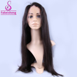 100% Brazilian Human Hair Top Quality Full Lace Wig Silk Straight Wholesale Price, Customized Order Available