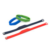 Manufacturer Wholesale UHF RFID Silicone Wristbands NFC Bracelet