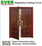 Sublimation Aluminium Wood Finish Polyester Electrostatic Spray Powder Paint Powder Coating