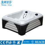 Delicate Body Massage SPA Tub with Two Lie-Down Seat (M-3392)