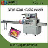 PC Control of Korean Instant Noodles Automatic Pillow Packaging Machine