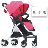 Hot Supply Summer New Design Baby Stroller with Steel Tube Frame