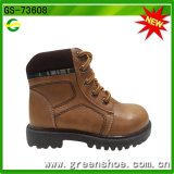 Boy High Heel Imitation Leather Boots