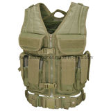 Military Combat Tactical Security Molle Entry Army Camo Vest