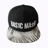 Cheap Wholesale Embrodiery Flat Bill Hat (GKA14-D00023)