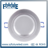 Factory Price Dimmable Round Recessed LED Downlight 15W