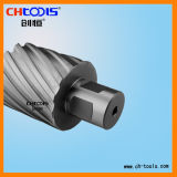 High Speed Steel Core Drill with Weldon Shank (DNHP)