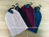 Wholesale Blank Plain Fabric Winter Hat for Women