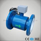 Price Electromagnetic Flowmeter, Magnetic Flow Meter, Water Flow Meter (JH-DCFM-F-R)