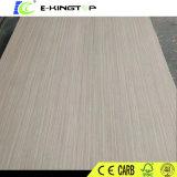 Fancy Textured Melamine Plywood Furniture Grade Board