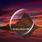 1.56 Blue Block Hmc Optical Lens