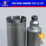 62mm 1-2gas Diamond Core Drill Bit with Roof Segment