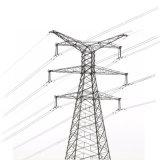Hot DIP Galvanized 10kv-1100kv Super High Voltage Electric Transmission Line Metal Latticed Tower