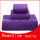 Premium Quality, Highly Absorbent 32s/2 Combed Yarn Hotel Towel, Bath Towel, Hand Towel